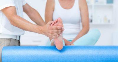 разработка ноги после перелома