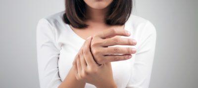 сильная боль в руке
