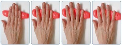 ЛФК для пальцев рук