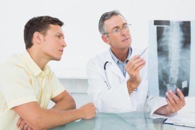 диагностирование перелома