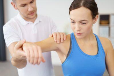 разработка суставов руки