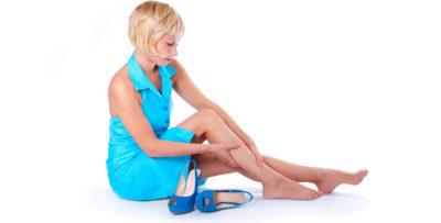симтоматика травмы ноги