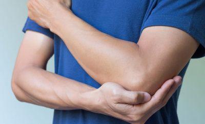 Перелом руки в локте