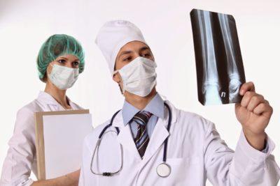 диагностирование по рентгеновскому снимку