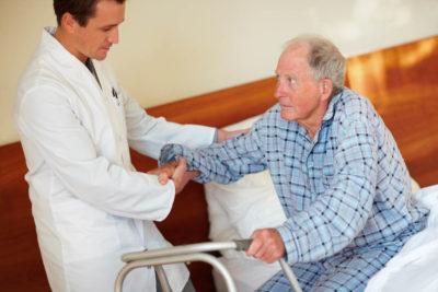 реабилитация пожилого пациента после перелома