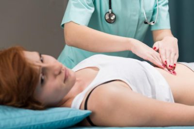 пальпация грудной клетки
