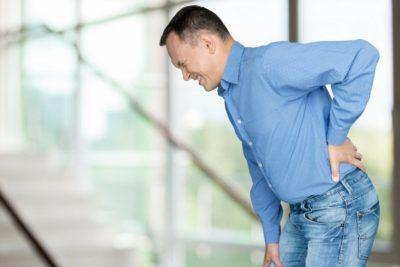 травма спины