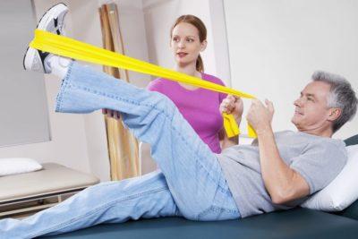 упражнения для реабилитации бедра