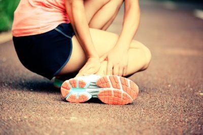травма после пробежки