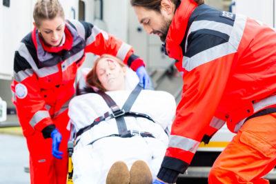 помощь парамедиков