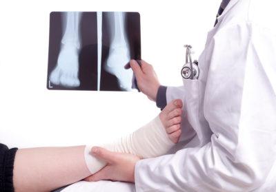 диагностирование травмы