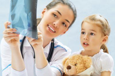 прием у детского травматолога