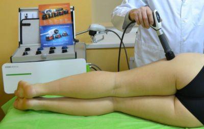 физиотерапия при травмах бедра