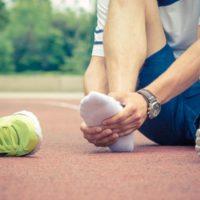спортивная травма ноги