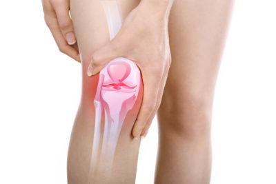 повреждение колена