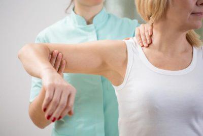 диагностика при травме плеча