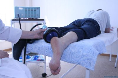 реабилитация голеностопа
