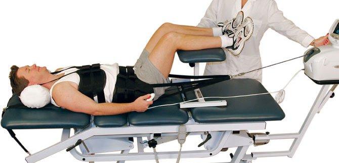 апарат для вытяжения после перелома