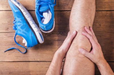 резкие боли в колене