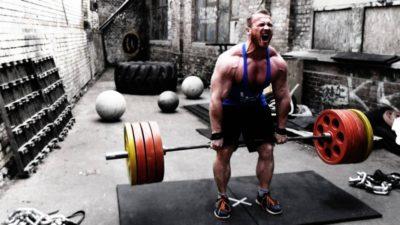 Изображение - Боль в связках суставов clean-deadlift-400x225
