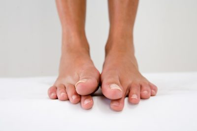 упражнения для пальцев ног