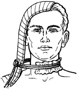 шина крамера на шею