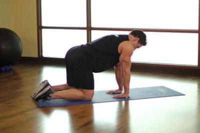 Йога: упражнения для запястья