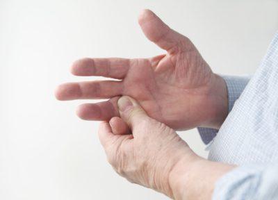 контактура пальцев руки