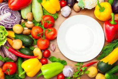 Продукты с большим содержанием витаминов