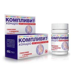 Комплексные витамины для суставов и хрящей