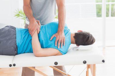 восстанавливающий массаж позвоночника