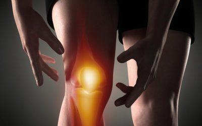 коленная боль