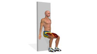 Упражнение для коленных суставов