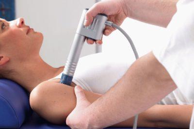 физиотерапия связок плеча