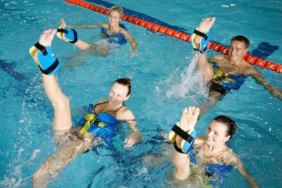 лечебная водная гимнастика