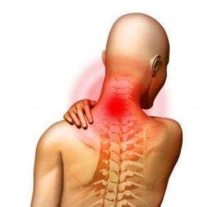 болезненность в области шеи