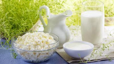 продукты с витаминами группы Д