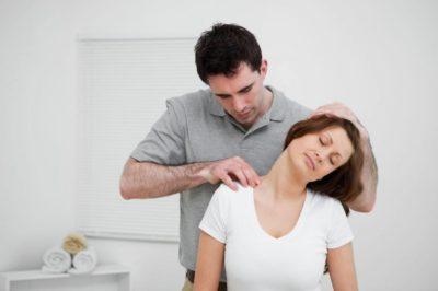 массаж шеи для снятия боли