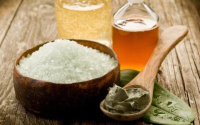 домашняя рецепты из масла и соли