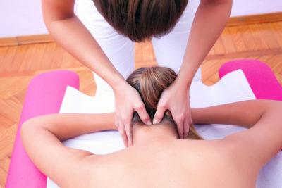 мануальный массаж шеи