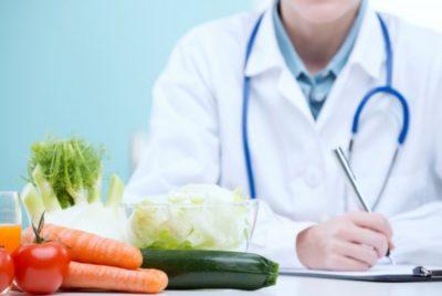овощи и врач