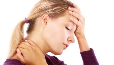 боль в голове и шее
