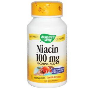 витамины никотиновой кислоты