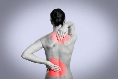 очаги боли в спине