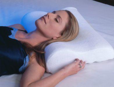 сон на ортоподушке