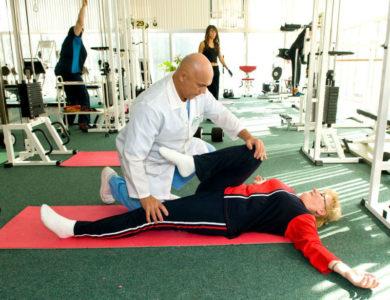 упражнения с Бубновским