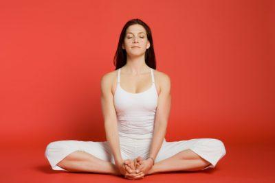 Йога для поясничного отдела