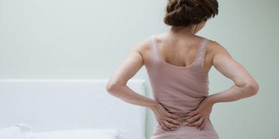 Небольшая хроническая боль в спине