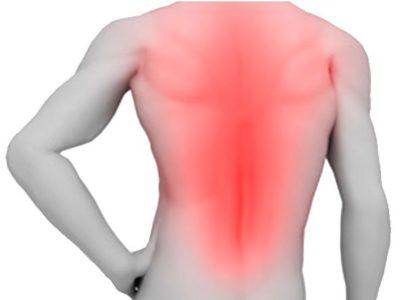 Боль в спине при остеомиелите