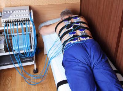 Лечение грыжи позвоночника физиотерапевтическими методами
